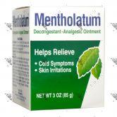Mentholatum Decongestant Ointment 85g