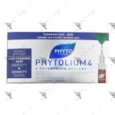 PHYTO Phytolium 4 Treatment Anti-Thinning Hair (12x3.5ml) Box Set