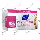 PHYTO Phytocyane Treatment Anti-Thinning Hair 12x7.5ml Box Set