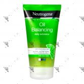 Neutrogena Oil Balancing Daily Exfoliator 150ml For Oily Skin