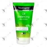 Neutrogena Oil Balancing Daily Exfoliator 150ml For Oily Skin