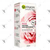 Garnier Skin Active Rose Soothing 48hr Moisturiser 50ml Dry & Sensitive SKin