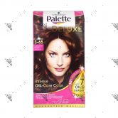 Schwarzkopf Palette Deluxe 3-65 Chocolate Brown