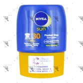 Nivea Sun Lotion SPF30 50ml Pocket Size