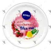 Nivea Soft Creme 100ml Berry Charming Mix Me Pink