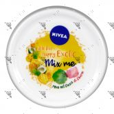 Nivea Soft Creme 100ml Happy Exotic Mix Me Yellow
