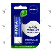 Nivea Lip Balm 4.8g Original Care