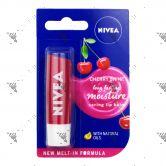 Nivea Lip Balm 4.8g Cherry Shine