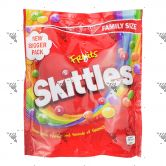 Skittles Fruits Red Candy 196g