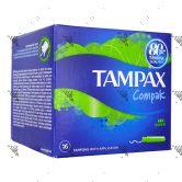 Tampax Compak Super 16 Tampons