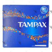 Tampax Super Plus (20 Tampons)