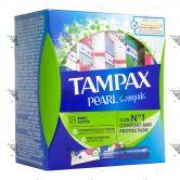 Tampax Compak Pearl Super (18 Tampons)