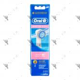 Oral-B Toothbrush Refill Sensitive Clean 2s
