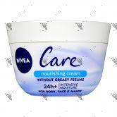 Nivea Creme 200ml Intensive Nourishment Care