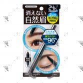 Browlash EX Waterstrong Eyebrow (Gel Pencil x Powder) Natural Brown