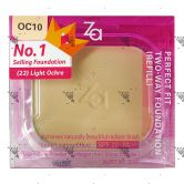 Za Perfect Fit Two-Way Foundation (R) OC10 SPF 20 PA++