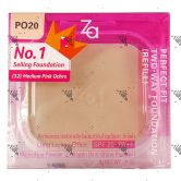 Za Perfect Fit Two-Way Foundation (R) PO20 SPF 20 PA++