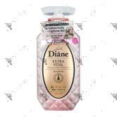 Moist Diane Shampoo 450ml Extra Vital