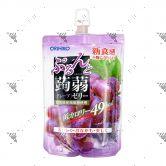 Orihiro Konjac Jelly Drink Grape Flavour 130g