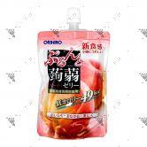 Orihiro Konjac Jelly Drink Peach Flavour 130g
