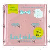LuLuLun Face Mask Pink 36s