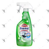 Kao Magiclean Kitchen Cleaner Trigger 500ml Green Apple