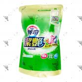 Kao Liquid Color Bleach Fresh Floral Refill 1.6L
