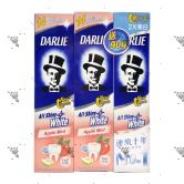 Darlie All Shiny White Toothpaste - Apple Mint 140gx2+90g