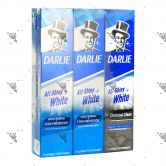 Darlie All Shiny White Toothpaste- Whitening Stain Prevention (140gX2+80g)