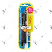 Papermate Inkjoy Black Pens 2Pcs Pack