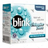 Blink Intensive Tears Eye Drops 20x0.4ml