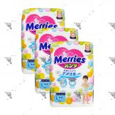 Merries Japan Walker Pants L 44S (1Carton=3pack)