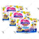 Merries Japan Walker Pants XX-Large 26S (3Packs)
