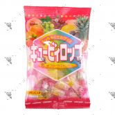 Bourbon Fruit Candy 8 Flavours Assorted Pack 112g