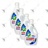 Dynamo Power Gel Detergent (Original Blue) 3Lx4