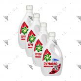 Dynamo Power Gel Detergent (Downy Passion) 2.7KGx4