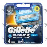 Gillette Fusion Proshield Chill Cartridge 4s