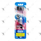Oral-B Toothbrush Ultra Thin Black Tea 3s Extra Soft