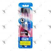 Oral-B Toothbrush Ultra Thin Black Tea 3s Extra Soft