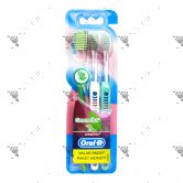 Oral-B Toothbrush Ultra Thin Green Tea 3s Extra Soft