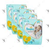 Pampers Premium Care Tape Diapers Newborn 66S (1Carton=4Pack)