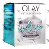 Olay White Radiance Whip Active Moisturiser 50g