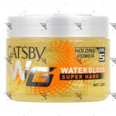 Gatsby Water Gloss Gel 300g Super hard