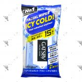 Gatsby Facial Paper Ice Type 15s