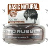 Gatsby Moving Rubber 80g Multi Form