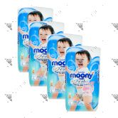 Moony Air Fit Pants For Boys L 44s (1Carton=4pack)