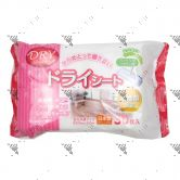 100Yen Kyowa Flooring Wiper Dry Sheets 30s Refill