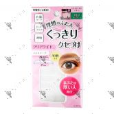 100Yen Double Eyelid Tape 40s Clear Wide