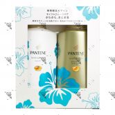 Pantene Moist Smooth Care Shampoo 450ml + Conditioner 400g Set