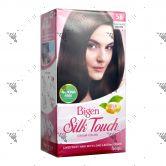 Bigen Silk Touch 5B Chocolate Brown